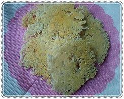 じゃことチーズとアーモンドのおせんべいの簡単料理レシピ画像