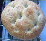 フォカッチャ手作りパンの簡単料理レシピ画像
