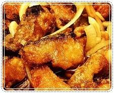 鯖の黒酢南蛮漬けの簡単料理レシピ画像