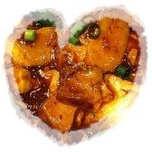 麻婆豆腐、キムチと納豆入りの簡単料理レシピ画像